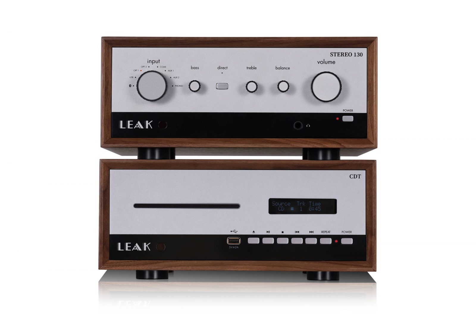 leak stereo 130 leak cdt